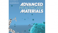 Our research on antiviral polymer therapeutics has been highlighted on the back cover of Advanced Healthcare Materials.