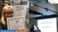 This summer PhD students of MPCL have obtained prizes at different international conferences. At the 9th International Nanomedicine Conference, held in Sydney, PhD student Raoul Walter obtained best oral presentation […]